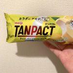 明治TANPACT アイスバー レモンヨーグルト味